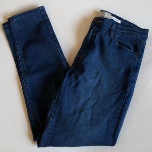 Free People Jeans - Free People Hi Rise Skinny Jeans 29